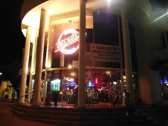 Sunwing Fanabe Beach: Harleys