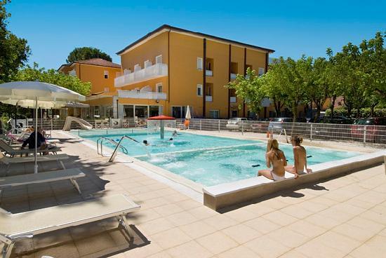 Hotel giuliana da 83 cervia prezzi e recensioni - Bagno italia giuliana ...