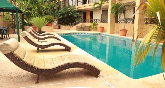 Hotel San Luis Lindavista: La Alberca