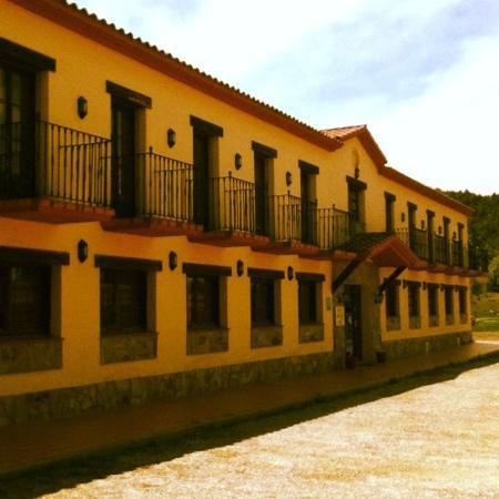 Montblanc, Hiszpania: hotel rural els pins de Prenafeta