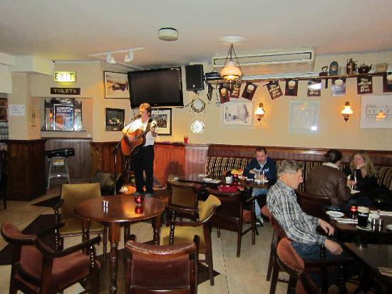 Foleys Restaurant & Bar : Panoramica locale