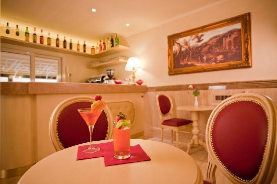 Hotel Cavour: bar