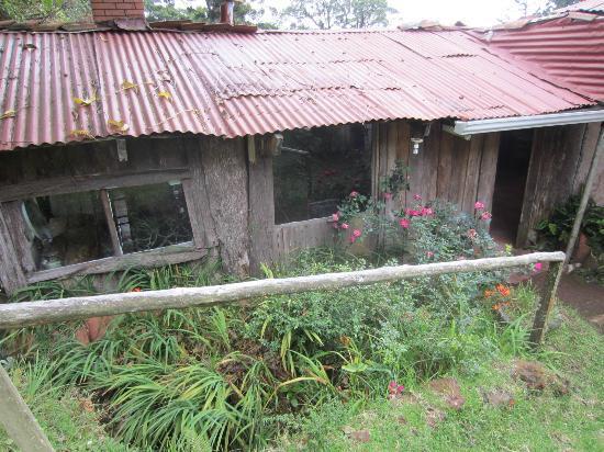 Lagunillas Lodge: Outside of restaurant / main lodge