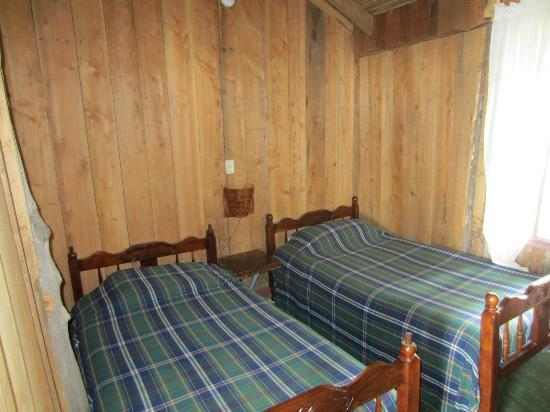 Lagunillas Lodge: Two single beds