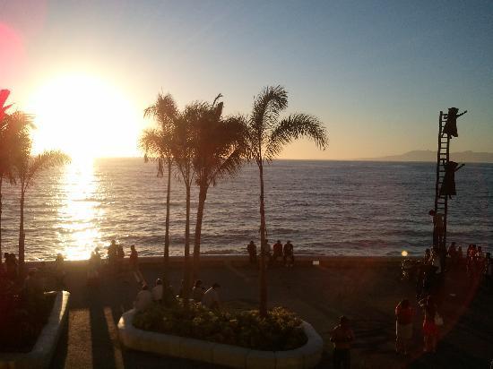 Old Vallarta: Sunset