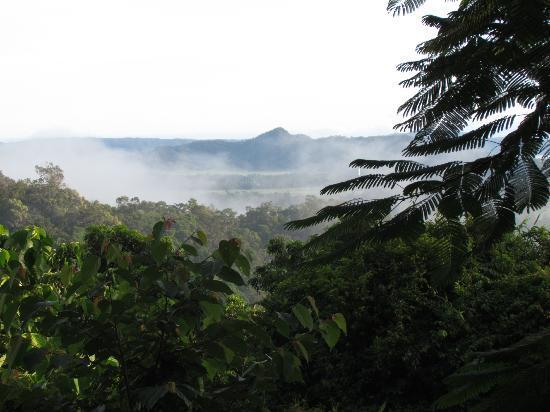 Mai Tai Resort: View at breakfast