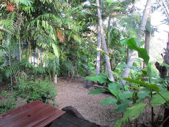 Mai Tai Resort: Private Garden