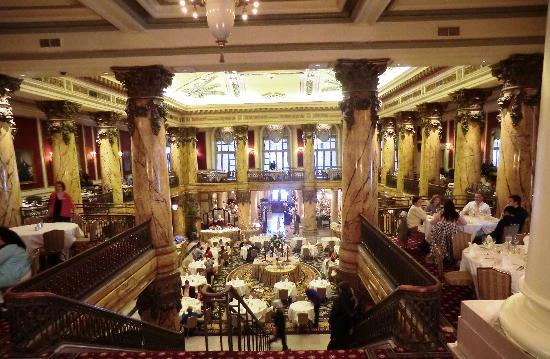 Sunday Champagne Brunch at the Jefferson Hotel
