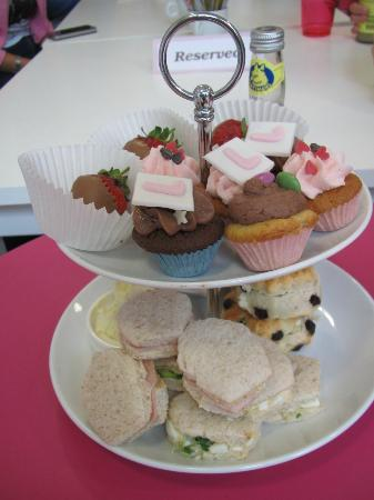 Hey Little Cupcake!: Afternoon Tea Selection