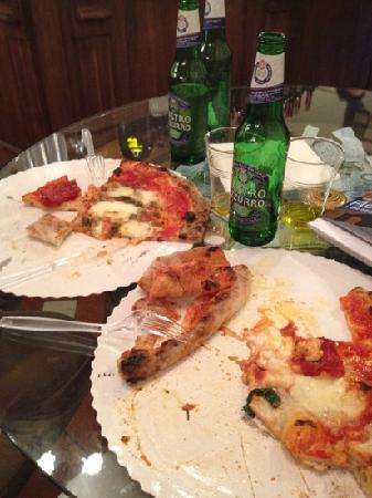 Gustapizza: Gusto pizza