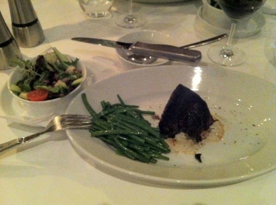The Grill : Filet Steak ?