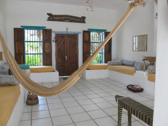 Posada La Terraza: Relaxation area