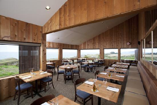 Sea Ranch Lodge: The View North From our Restaurant, The Black Point Grill