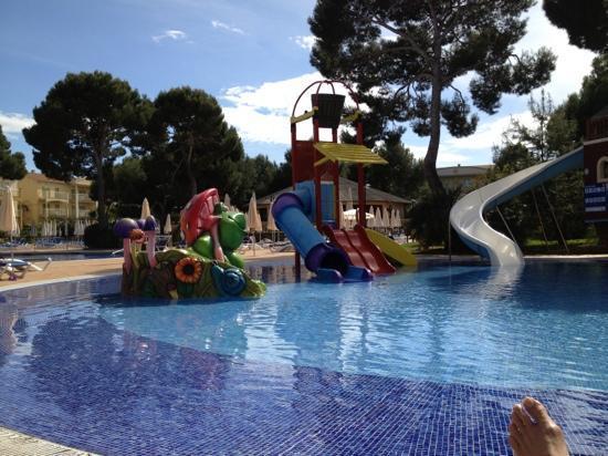 Zafiro Mallorca: kinderzwembad