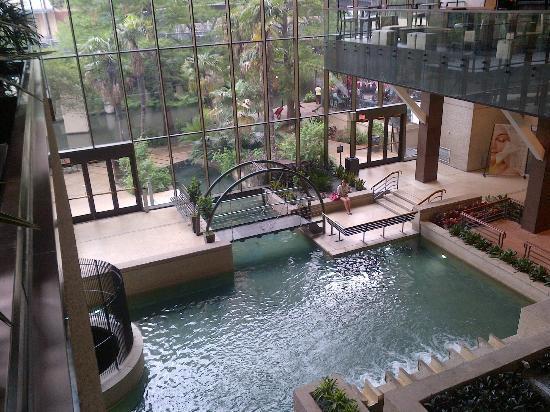 Hyatt Regency San Antonio Lobby