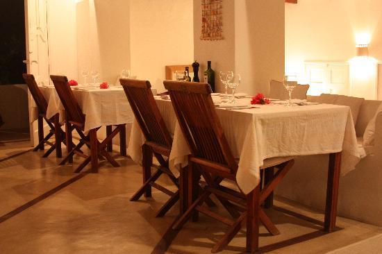 Villa Caracol: Hotel a noite
