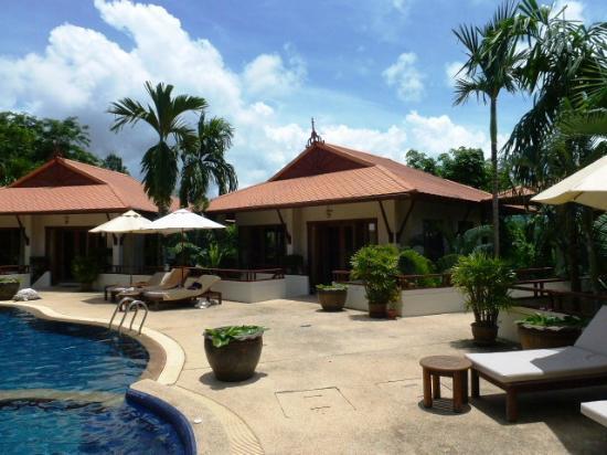 Rising Sun Residence: unsere Villa