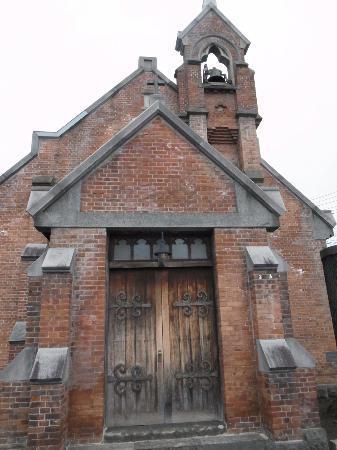 Hirosaki Shoten Church : 入口