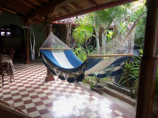 Hotel Casa Capricho: LAZY HAMMOCK
