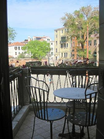 Locanda del Ghetto: The Room 10 terrace