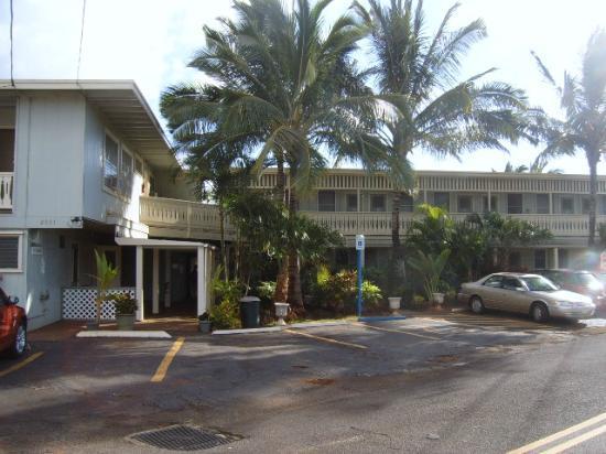 Kauai Palms Hotel: Palms Hotel