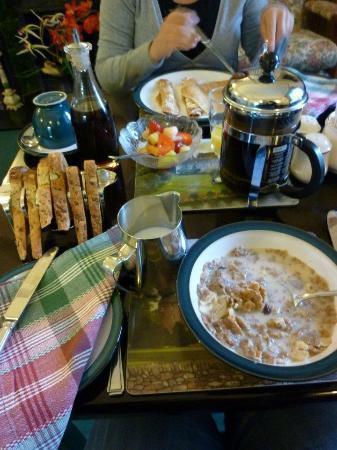 Lorimer Guest House: Desayuno