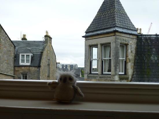 Lorimer Guest House : Vistas de la ventana