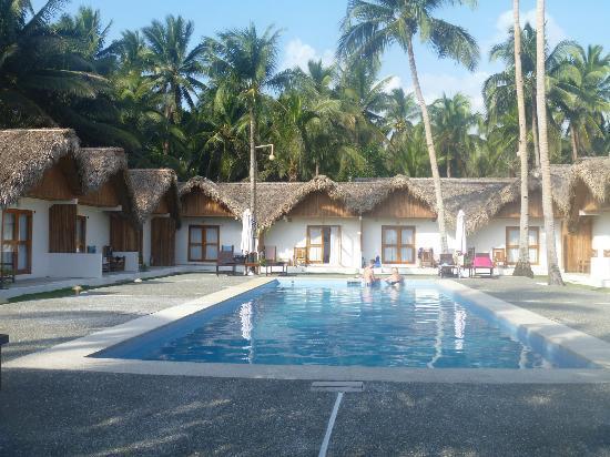 Elysia Beach Resort: Not a ton of rooms