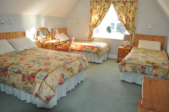 ‪‪Blarney Vale Bed and Breakfast‬: Bedroom‬