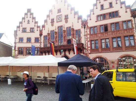 Frankfurt City Tour: King of Frankfurt Palaces