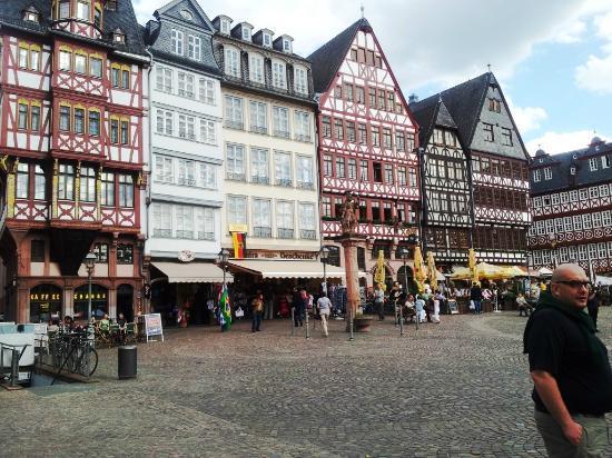 Frankfurt City Tour: Heart of old Frankfurt