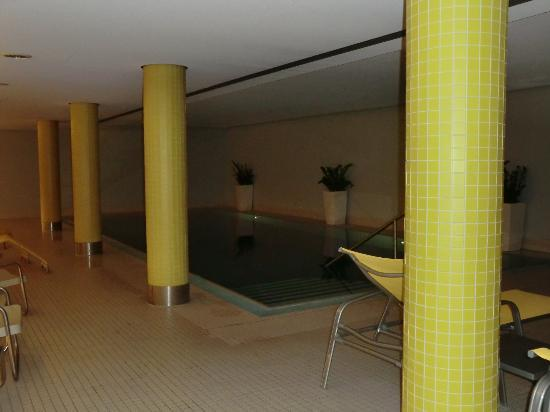 Novotel München City: Pool area