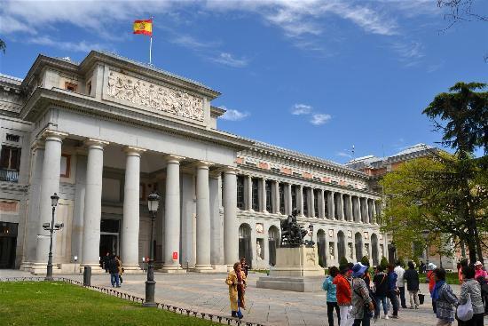 Paseo del Prado: Il Prado