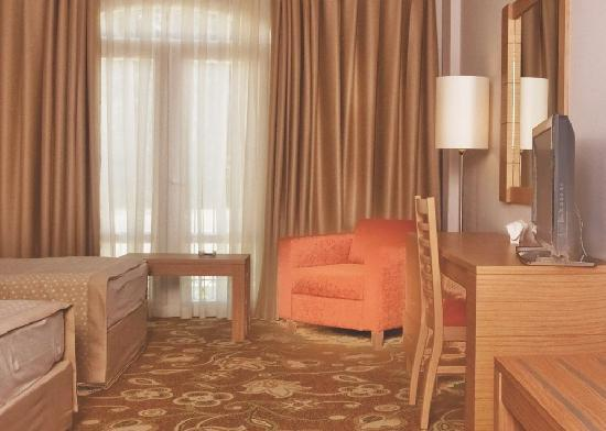 Lapta Holiday Club Hotel: A comfortable Olivia Court room