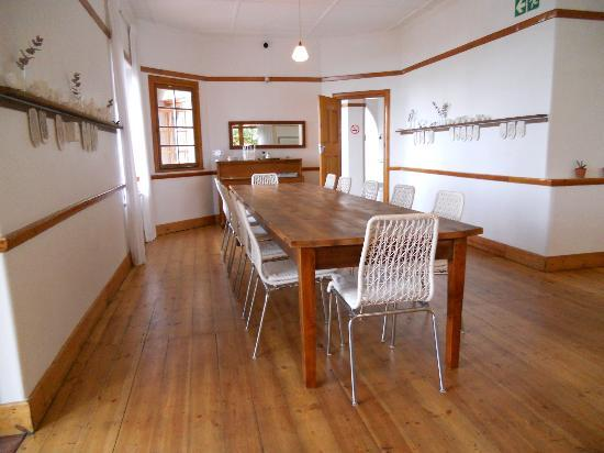 Chartfield Guest House: One of the large dining areas