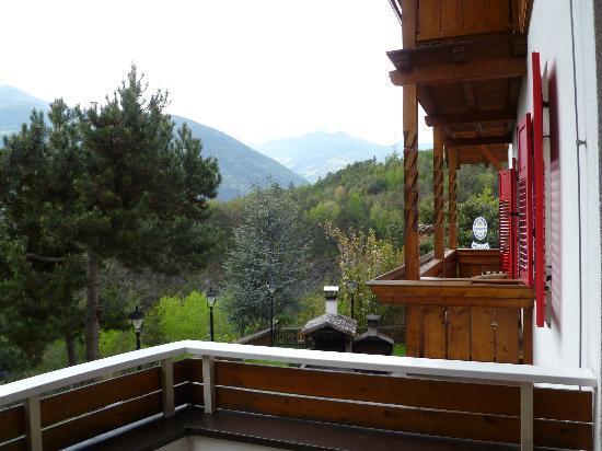 Waldheim Belvedere Hotel: balconi