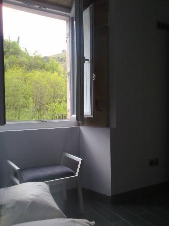 Tresanea Apartamentos Hotel : Vista desde una habitación