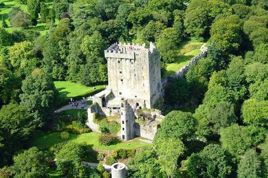 Blarney Vale Bed and Breakfast: Blarney Castle