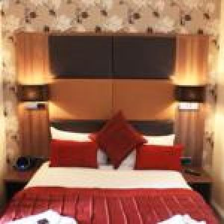 Edinburgh Regency Guest House: Double room