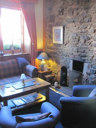 The Harbour Inn: reception/lobby