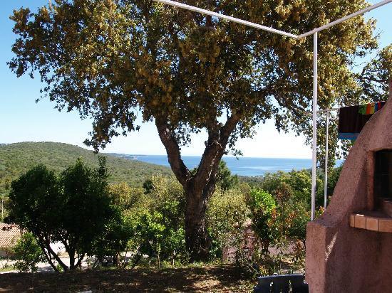 U Pirellu Residence : Magnfique vue depuis la terrasse de la chambre
