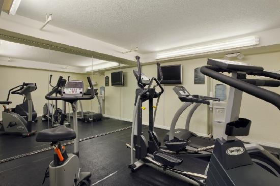 Ramada Lakeland: Fitness Photo