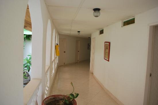 Bahia Taganga Hotel: Hotel Third Floor