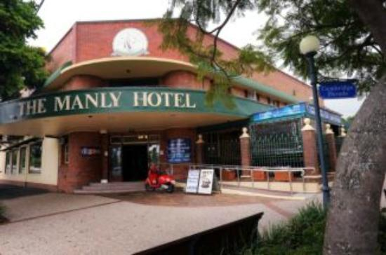 manly hotel deals