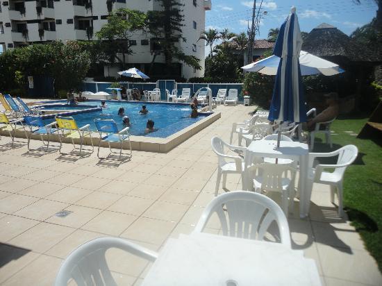 Village Paraiso: piscina