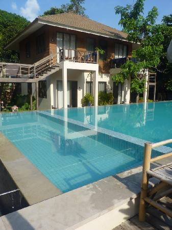 Samed Cabana Resort: Poolside villa and pool