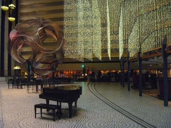 Hyatt Regency San Francisco: lobby / restaurant