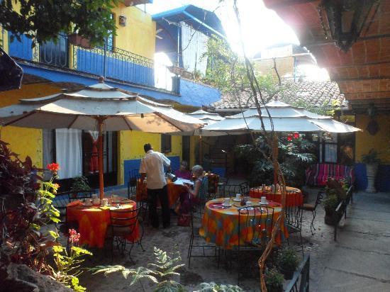 Hotel La Estancia: restaurante