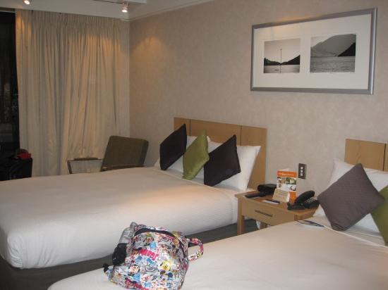 Standard Room With 2 Double Beds, Double Bed Queenstown