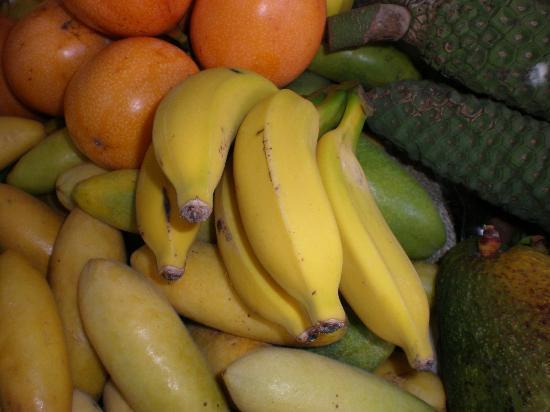 Mercado dos Lavradores: Banana da Madeira
